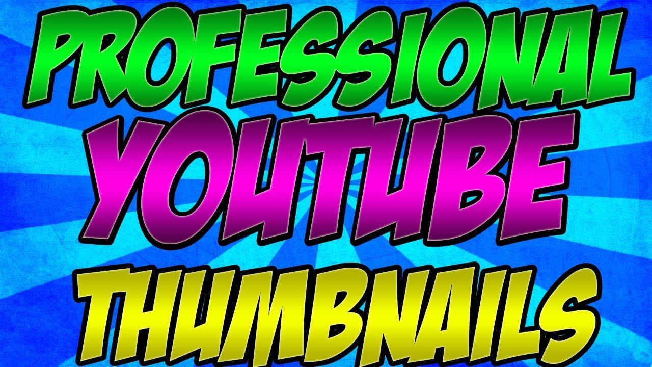 YouTube Video Thumbnails on Behance