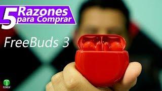 5 Razones para Comprar Huawei Freebuds 3   Tecnocat