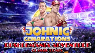 Rushlemania Adventure Classic - Johnic Cenarations Remix