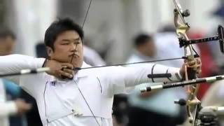 Ki from South Korea wins archery gold at London 2012 Olympics