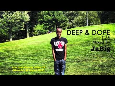 Deep Soulful House Lounge Music Playlist - DEEP & DOPE 125 DJ Mix by JaBig