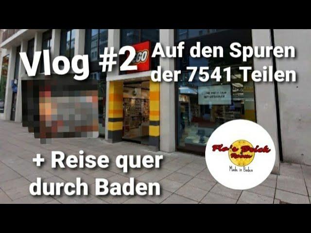 Auf den Spuren der 7541 Teilen  Vlog #2