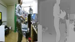Kinect V2 Color / Depth Image Test