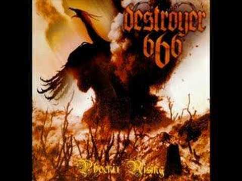 Destroyer 666 - I Am The Wargod