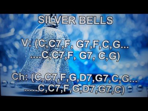 SILVER BELLS - Lyrics - Chords - NO AUDIO !!!