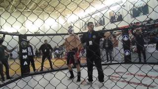 Jamil Ibrahimov ( RFC ) VS Ceyhun Abbaszade ( SFC ) MMA 2016