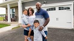 Waddell Family I Veterans Day Home Giveaway Winner I Veterans United