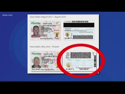Florida Driver's Licenses Getting Upgrade