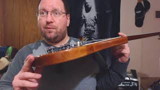 Killing your gibson - 08 Gibson SG Special refinishing video 4 (the final reveal)