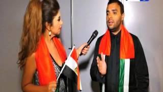 احلى النجوم - رامي صبري من مهرجان ابو ظبي السينمائي - Abudhabi Festival 2016