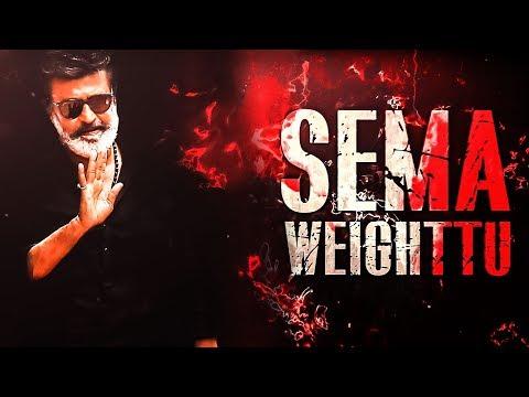 Semma Weightu-Single Review |Kaala | Rajinikanth | Pa Ranjith | Santhosh Narayanan | Dhanush