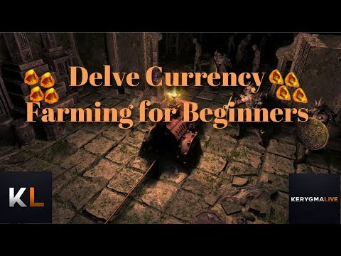 Delve Currency Farming for Beginners