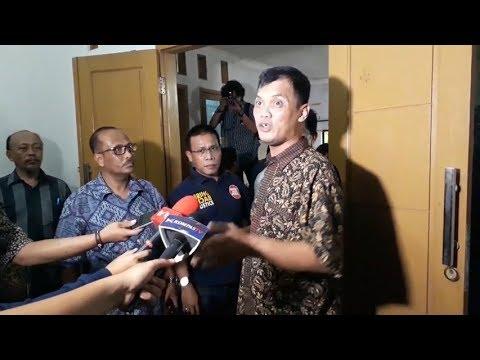 Pansus KPK Sambangi Safe House di Depok
