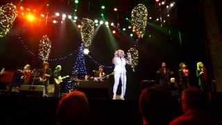 """All Alone On Christmas"" ~ Darlene Love ~ 12/21/13 ~ Video by Rose A Montana"