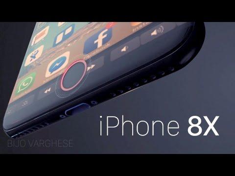 Apple iphone 8 Trailer II 2017