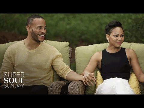 How Abstinence Transformed DeVon Franklin and Meagan Good's Relationship  SuperSoul Sunday  OWN