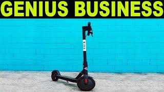 Why The $1 Electric Scooter Will TAKE OVER The World
