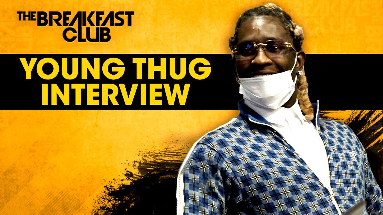 Download Young Thug Opens Up About His Youth, Squashes Beef With Charlamagne, Talks New Album + More