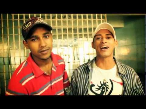 K-Nero Music saluda a MTV desde la Penitenciaría del Litoral. Guayaquil - Ecuador