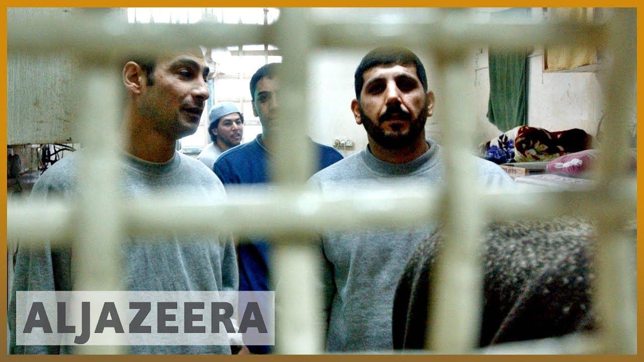 Prisoner's Day: Thousands of Palestinians in Israeli Jails