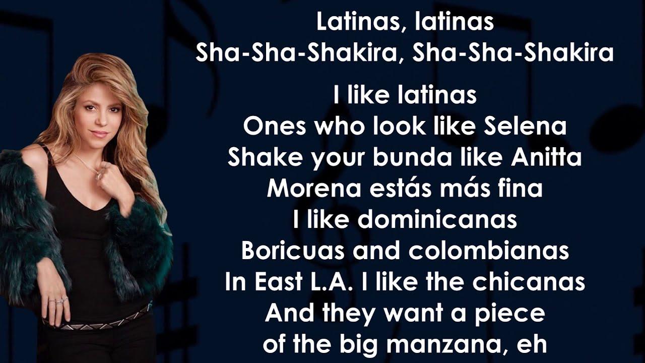 DOWNLOAD: Shakira Black Eyes Peas Girl Like Me No Official