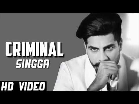Criminal singaa ( full song)