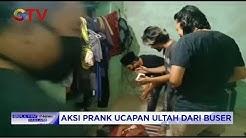 Aksi Prank Ucapan Ultah dari Buser Untuk Pencuri Kabel - BIM 12/06
