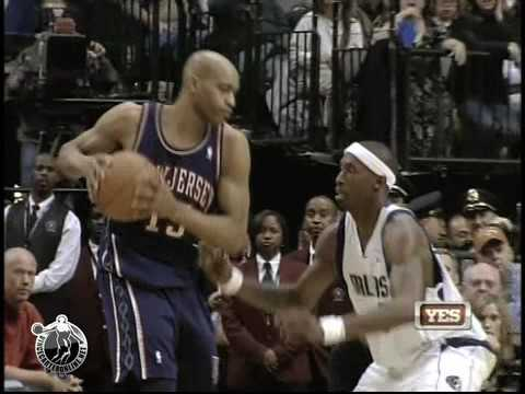 Vince Carter 360 layup after the whistle vs Dallas Mavericks 2008 season
