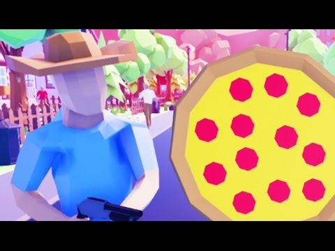 PIZZA & DEATH! | Garbage Day Sandbox