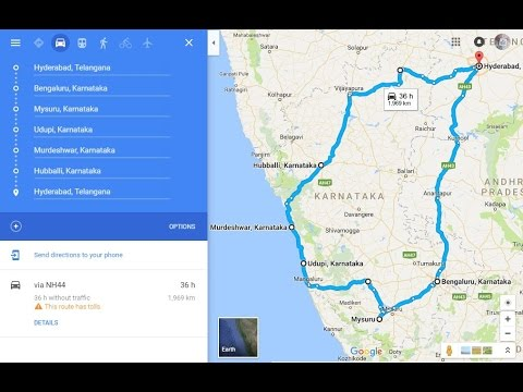 Mysore City Tour 2017 - Travel Vlog, Exploring Mysore, India