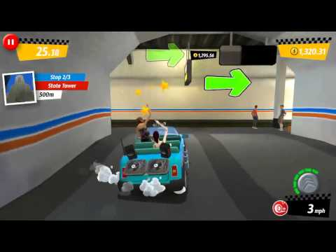Crazy Taxi™: City Rush - iOS / Android - HD Gameplay Tr ...