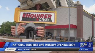 National Enquirer Live opening in Pigeon Forge