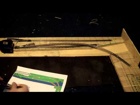 Baseboard Mk2 – How To Build a Model Railway Layout – N Gauge (Part 2)