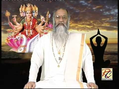 Gayathri Mantra Darshana Part 1 Dr. Pavagada Prakash Rao