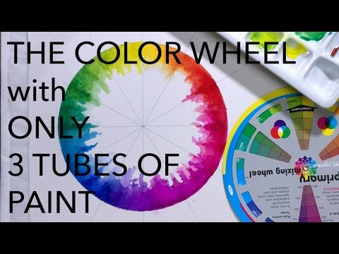 Color Theory 2: Mixing Colors