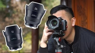 Zeiss Batis 18mm vs 25mm in Video Production! (Ultra Wide Angle Lenses for Sony E-Mount)