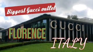 Vlog #2: The Mall outlet Florence
