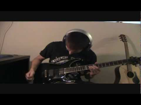 Five Finger Death Punch - Watch You Bleed ~solo cover~