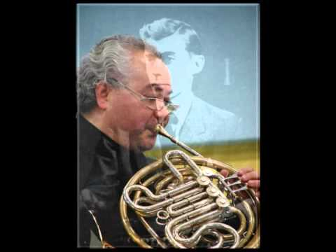 Claude Pascal - Sonata for Horn and Piano