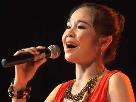 Cielo Voz : It Is Well With My Soul (Sonang do uhurhu Haleluya No.251) Konser Simalungun In Harmony