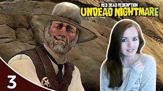 HELPING THE MARSHAL   Red Dead Redemption Undead Nightmares DLC Gameplay Walkthrough Part 3