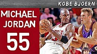 Michael Jordan Analyse: 55 PUNKTE in den FINALS!! - KobeBjoern kommentiert
