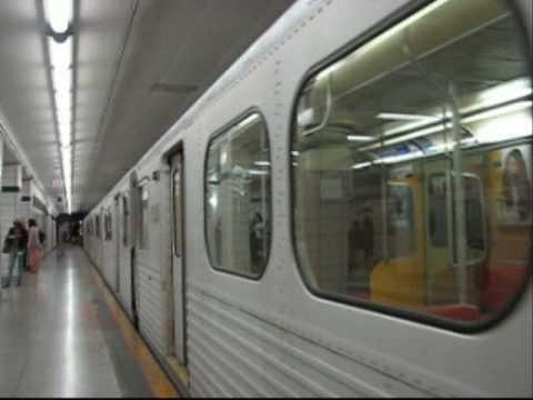 Tour of Lower Bay Station - Doors open Toronto 2008