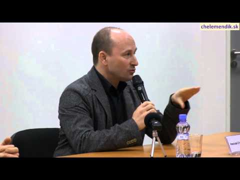 Николай Стариков в Братиславе - механизм террористической войны - 9.1.2014