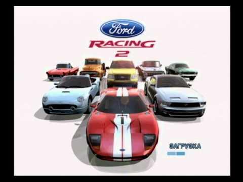 Ford Racing 2 Akella PS2