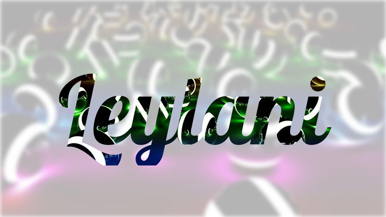 Significado de Leylani, nombre India para tu bebe niño o