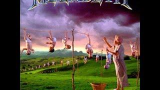 Megadeth - Victory - Guitar Bass Pro Drums Lyrics