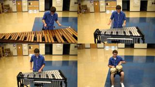 3 Libras by A Perfect Circle for Percussion