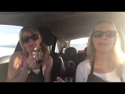 Mel & Kim's Carpool Karaoke for CLIC - Black Coffee ☕️