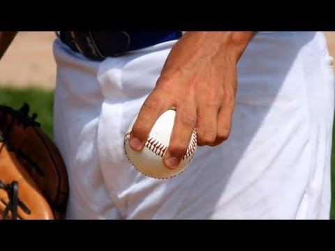 How To Pitch Fastball